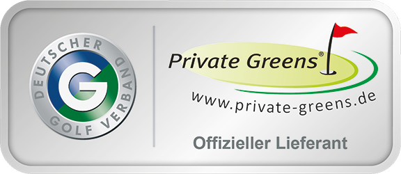 Private Greens offizieller Lieferant